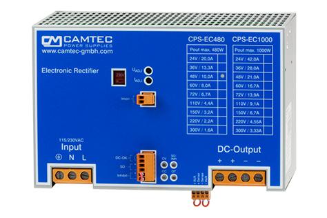 CPS-EC480 Зарядное устройство и источник постоянного тока, DC-DC преобразователь